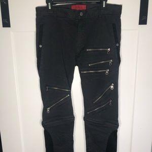 Vie Riche zipper pants size 32x32